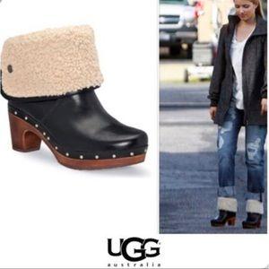 UGG Lynnea Clog Booties